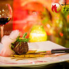 High quality steak at Fuoco Italian Chophouse in Curacao.