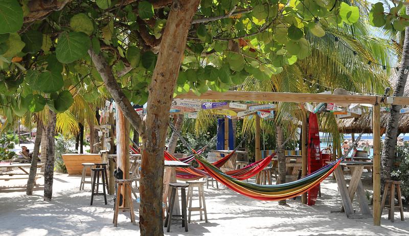 Curacao Beach Hammocks