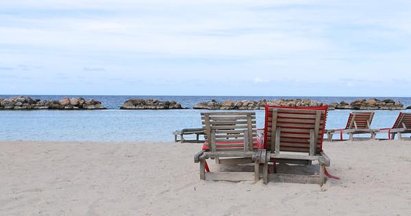 Curacao Beach Chairs