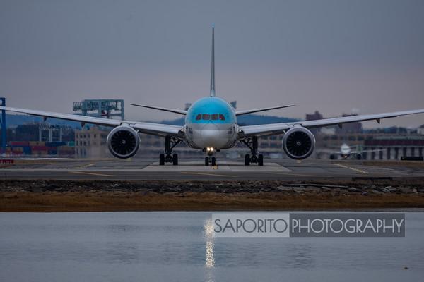 Korean Airlines 787