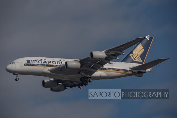 Singapore A380