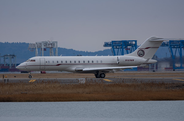 Mark Wahlberg's Private Jet