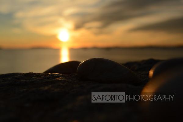 Beverly Harbor Sunrise