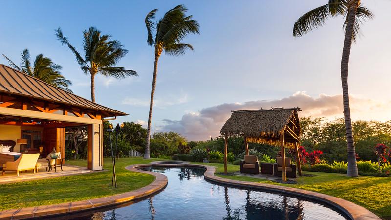 Mauna Lani Beach Resort; Kohala Coast, Hawaii