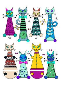 MCM Kitties