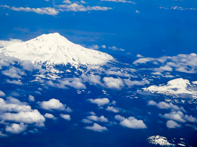 Mount St. Helena?