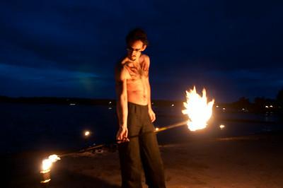 Fire Dance 7