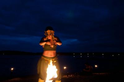 Fire Dance — windup