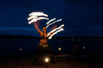 Fire Dance — movement