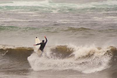 Surfer — movement