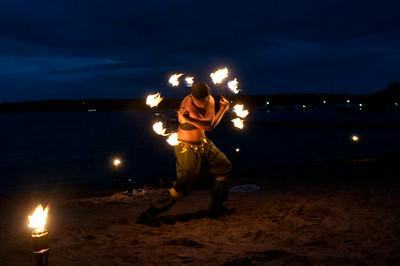Fire Dance — rest