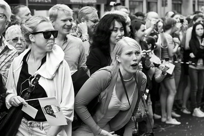 Proud faces of Stockholm