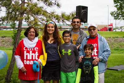 Cure HHT Walk