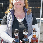 Tanya Hahn of The Beer Syrup Company.