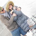 Matt Jamie and Elizabeth Daunhauer of Bourbon Barrel Foods.