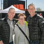 Sean Allen, Missy Vitale and Stewarts Hoertz.