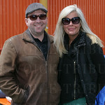 Brett Corbin and Samantha Walace-Corbin.