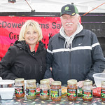 Carla and David McDowell of McDowell Farms.