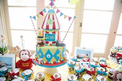 Curious Jase 1st Birthday Celebration (Event Photos)