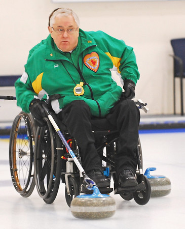 2009 TSX Canadian Wheelchair Curling Championships