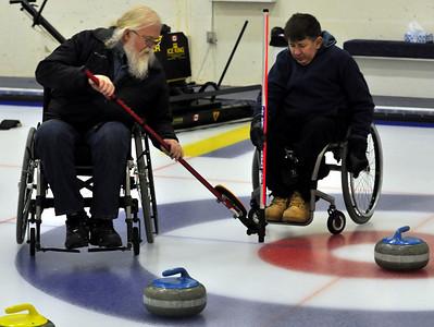 2010 Nova Scotia Wheelchair Curling