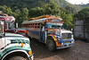 Don´t you wish this is what American school buses looked like?  The United States is behind in the times in more ways than I even realize.
