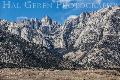 Mount Whitney Lone Pine, California 1610S-MW1