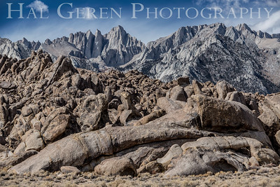 Alabama Hills Vista Lone Pine, California 1610S-AV4