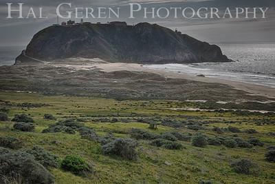 Point Sur Lighthouse Station Big Sur, California 1503E-PSLH1