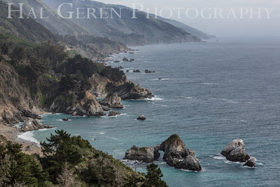 Big Sur, California 1503E-V15