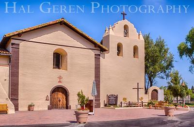 Mission Santa Inez Solvang, California 1305C-MSIH5
