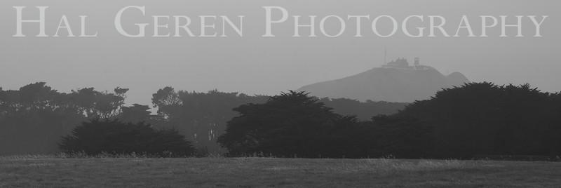 Big Sur Lighthouse Station Big Sur, California 1305C-BSLS1BW1