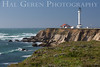 Point Arena Lighthouse<br /> Point Arena Headlands, California<br /> 1504FB-PAL3