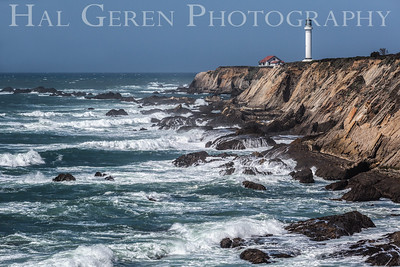 Point Arena Fort Bragg, California 1504FB-PA1