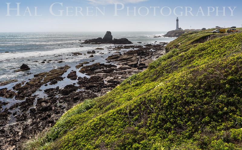 Pigeon Point Lighthouse<br /> Davenport, California<br /> 1504FB-PPL5