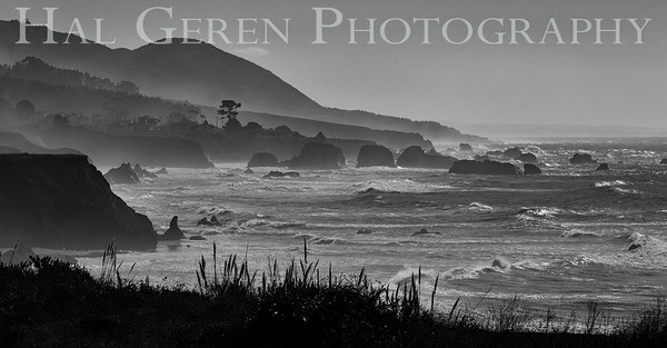 Fort Bragg, California 1701FB-CV2BW1
