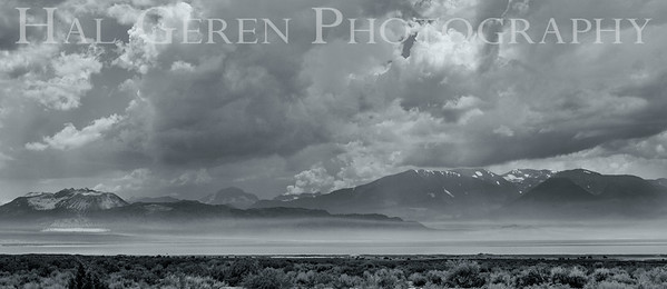 Mono Lake Basin Eastern Sierra, California 1807S-MVP6BW1