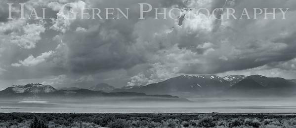 Mono Lake Basin Eastern Sierra, California 1807S-MVP6BW1