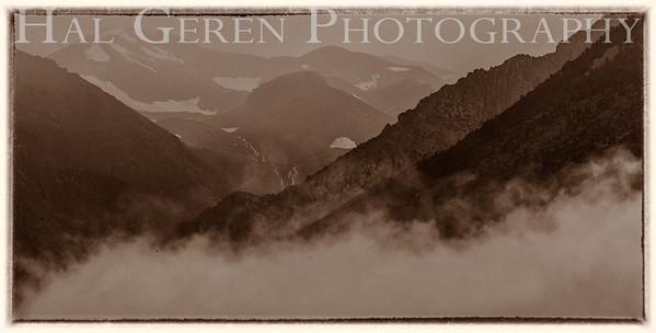 Mountain Mist Eastern Sierra, California 1807S-MM5BW2