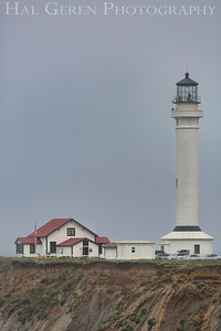 Point Arena Lighthouse Pt Arena, California 1906M-PAL2