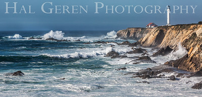 Point Arena Lighthouse, California 1501C-PA3