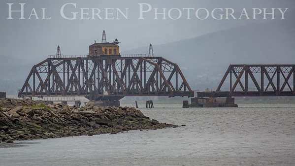 Dumbarton Railroad Bridge Fremont, CA 1906D-DRB2