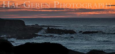 Pescadero Sunset 2001C-PS2