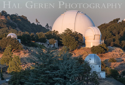 Lick Observatory Mt Hamilton,  Ca 1709A-O4