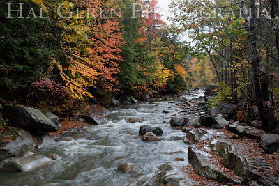 Autumn River, Vermont 1910V-S4