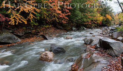 Autumn River, Vermont 1910V-S2