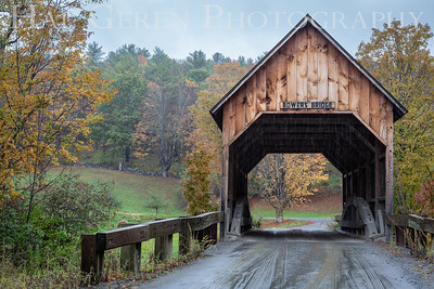 Bowers Bridge 1919 West Windsor, Vermont 1910V-CBBV2