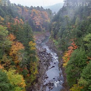 Quechee Gorge, Vermont 1910V-CG4