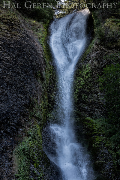 Horsetail Falls<br /> Columbia River Gorge, Oregon<br /> 1608O-HF5