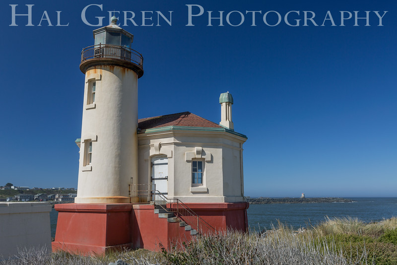 Coquille River Lighthouse<br /> Bandon, Oregon<br /> 1608O-CL3
